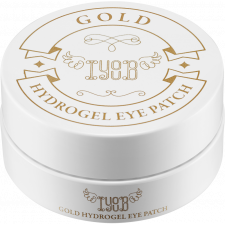 Гидрогелевые патчи IYOUB Hydrogel Eye Patch Gold с золотом, 60 шт.
