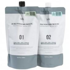 Стайлинг программа для здоровых волос La'dor Aura Volume Magic Healthy, 500+500 мл