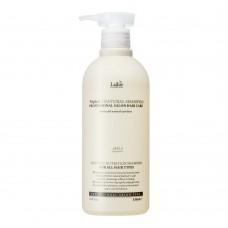 Шампунь La'dor Triplex Natural Shampoo с натуральными ингредиентами, 530 мл