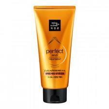 Питательная маска Mise En Scene Perfect Serum Treatment Pack с маслами для поврежденных волос, 180 мл