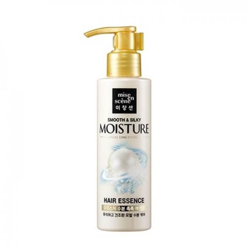 Увлажняющая эссенция Mise En Scene Pearl Smooth & Silky Moisture Hair Essence с жемчужной пудрой, 140 мл