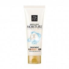 Маска для придания блеска Mise En Scene Pearl Smooth & Silky Moisture Treatment, 180 мл