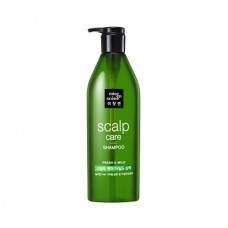 Восстанавливающий шампунь для чувствительной кожи головы Mise En Scene Scalp Care Shampoo, 680 мл