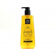 Шампунь для объема поврежденных волос Mise En Scene Perfect Serum Shampoo Airy Volume, 680 мл