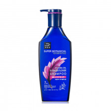 Восстанавливающий шампунь Super Botanical Volume & Revital Shampoo, 500 мл