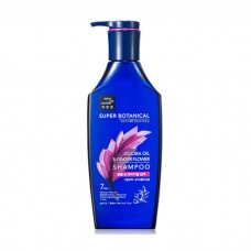 Восстанавливающий шампунь Super Botanical Volume & Revital Shampoo, 500 мл