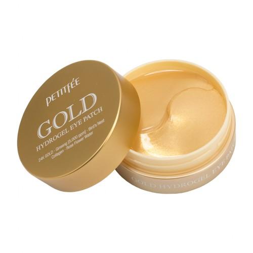Гидрогелевые патчи для кожи вокруг глаз Petitfee Gold Hydrogel Eye Patch, 60 шт.