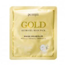 Гидрогелевая маска для лица Petitfee Gold Hydrogel Mask Pack с золотым комплексом, 30 мл