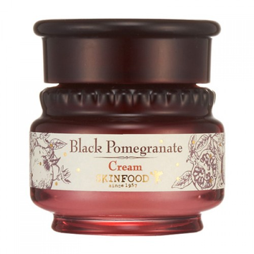 Крем для лица Skinfood  Black Pomegranate Cream с черным гранатом, 50 гр.