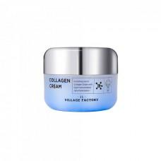Увлажняющий крем для лица Village 11 Factory Collagen Cream с коллагеном, 50 мл