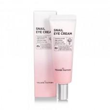 Крем для кожи вокруг глаз Village 11 Factory Snail Eye Cream с улиточным муцином, 25 мл