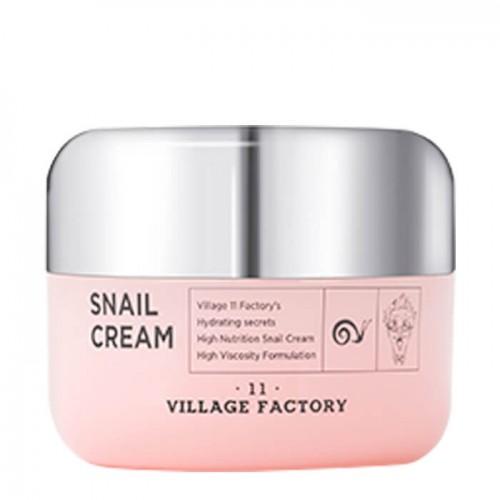 Крем для лица Village 11 Factory Snail Cream с улиточным муцином, 50 мл