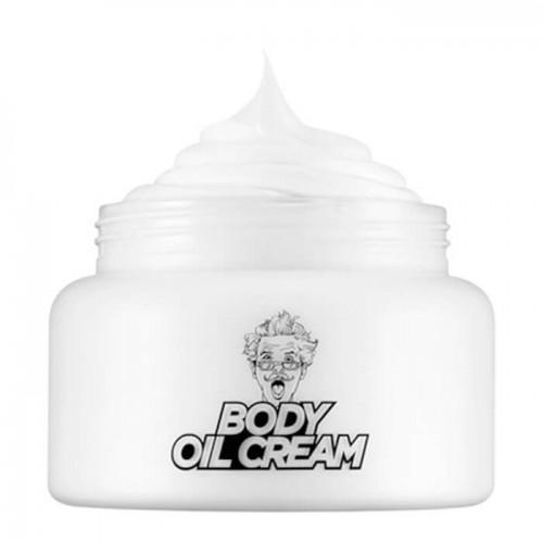 Крем-масло для тела Village 11 Factory Relax-day Body Oil Cream с экстрактом корня когтя дьявола, 200 мл