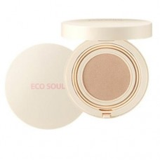 Тональная основа The Saem Eco Soul Bounce Cream Foundation Matte 02 promo, 15 гр.