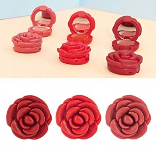 Помада для губ TheYEON Rosy Lips Soft Rose Petals Colored Lip S102 Rose Petal, 0,9 гр.
